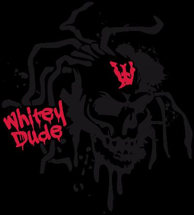 Whitey - Logo