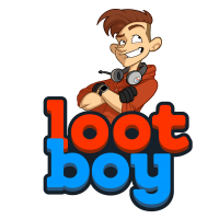 LootBoy - Logo