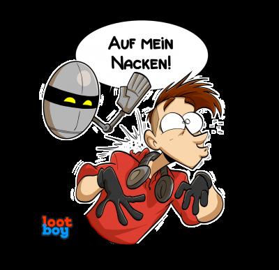 LootBoy - Auf mein nacken