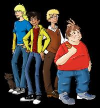 1W6 Freunde - Heldengruppe