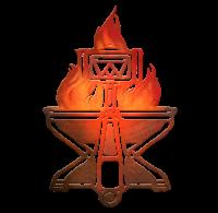 Götter - Ingerimm - Symbol