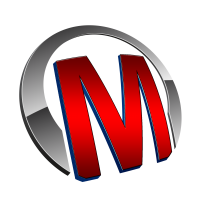 Macho - Logo - Rot