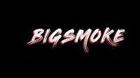 Schriftzug Big Smoke