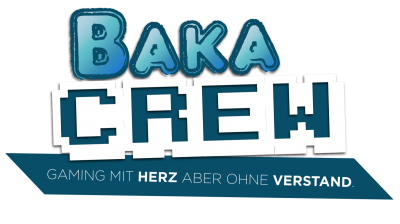BakaCrew Logo mit Claim