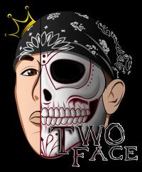 Logo weißer