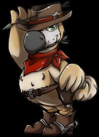 Wild West Dodo