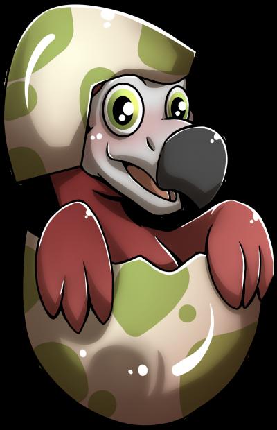 Dodo-Küken