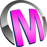 Macho - Logo - Rosa