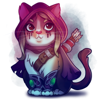Kitty - Sylvanas (wow)