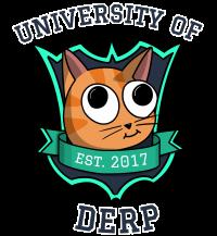 University of Derp