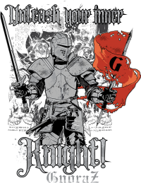 Unleash your inner Knight!