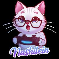 Nashi Logo + Schriftzug