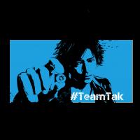 #TeamTak - Blau