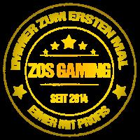 ZOS Vintage GOLD - Eimer mit Profis