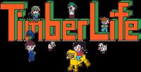 TimberLife Schriftzug