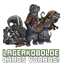 Ulisses - Lagerkobolde Chaos voraus!