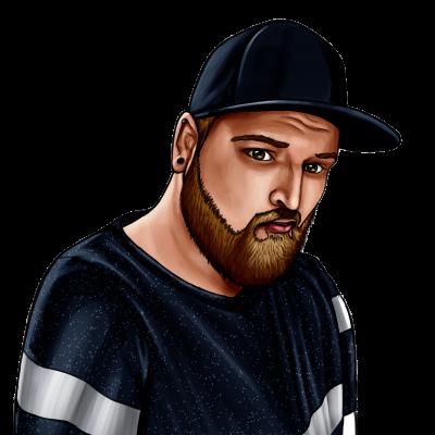 Deroxs Porträt