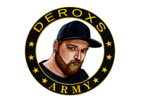Deroxs Army Kreis Porträt