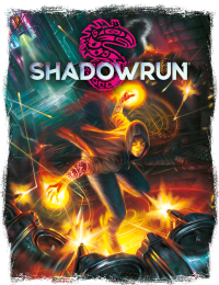 Shadowrun (r)  Cover
