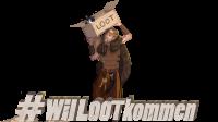 #WilLOOTkommen