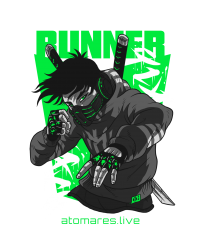 BunkterTeam - Runner