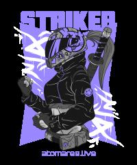 BunkterTeam - Striker