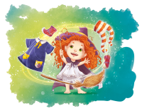 Kinderspiele - Mary Magica