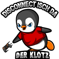 Disconnect isch da