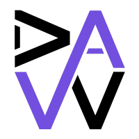 DaW Logo Lila