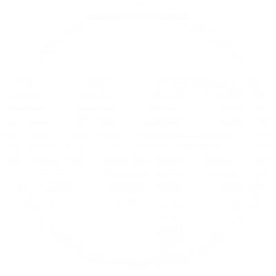 WAGNER RECORDS LOGO WR weiss