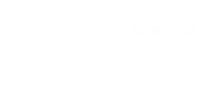 WAGNER RECORDS LOGO weiss