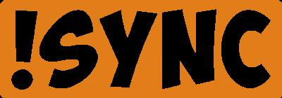 !sync orange
