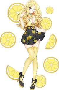 Team Zitronen Eistee