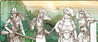 Robinson Crusoe - Frauenpower