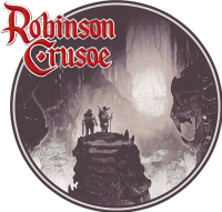 Robinson Crusoe - Logo