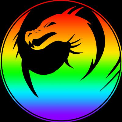 Drabu Rainbow Logo