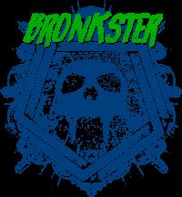 Bronkster (green/blue)