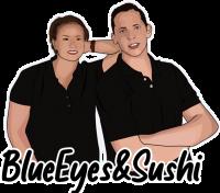 BlueEyes & Sushi Comic
