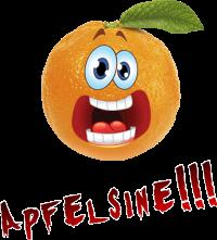 Apfelsine (klein)