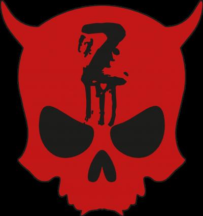 Official ZAX73 Skull Kontur