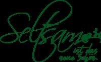 Seltsam schön - Chamäleon (grün)