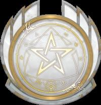 DSA Wappen Weiße Gilde