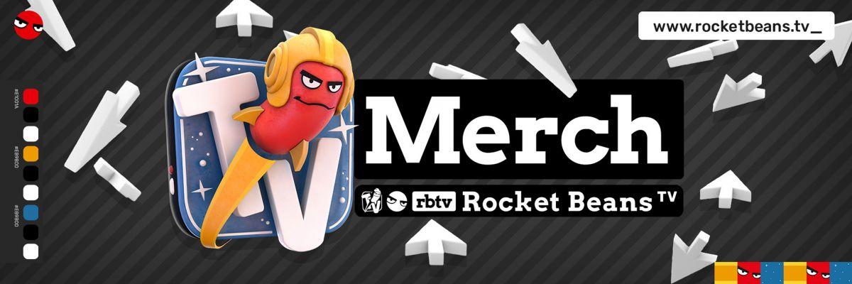Rocket Beans TV Official Merchandising