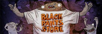 Black Pants Official Merchandise
