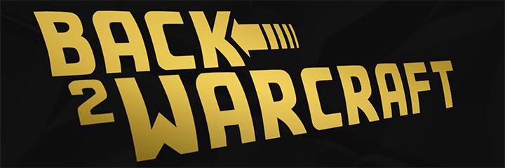 Back2Warcraft Merchandise -