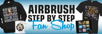 Airbrush Step by Step Fan Shop