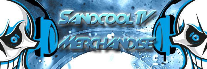 SandcoolTV Merchandise -