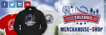 Parkerlebnis.de Merchandise-Shop