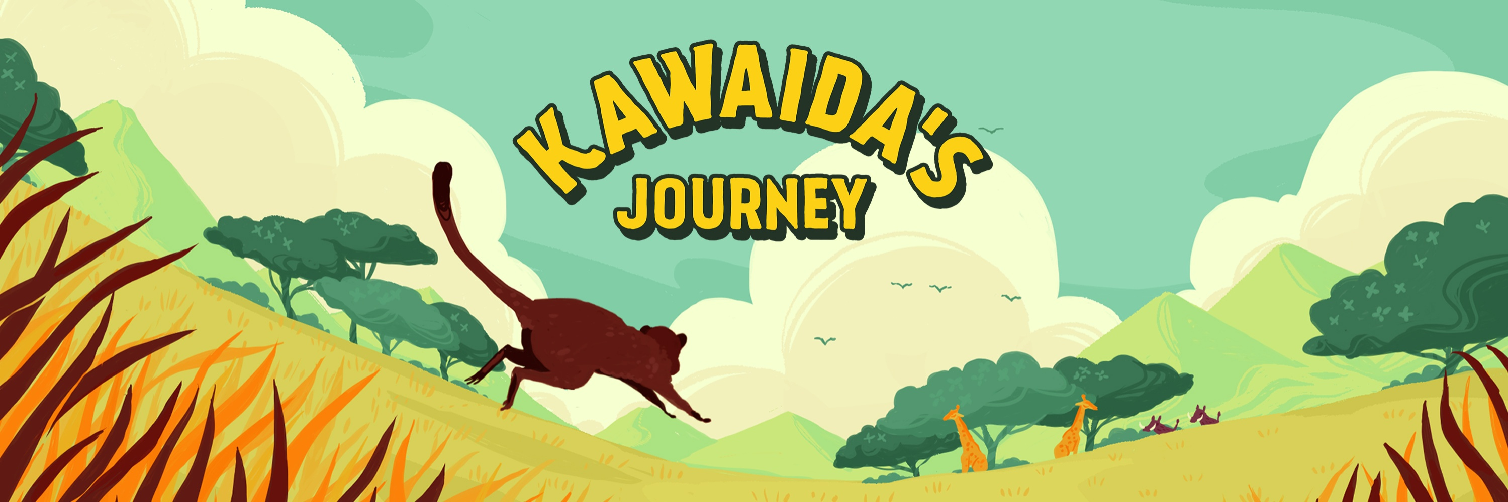 Kawaida's Journey Fan-Shop