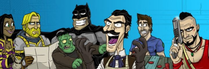 drawinkpaper Webcomic Shop - Finde im neuen drawinkpaper Comic Shop hochwertige Comic Shirts und andere tolle Comic Produkte zu unseren Webcomics 2017 mit freundlicher Unterstützung von getshirts.com!